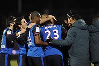 JOIE DE Anthony MARTIAL  - 07.03.2015 -  Evian Thonon / Monaco -  28eme journee de Ligue 1 <br />Photo : Jean Paul Thomas / Icon Sport