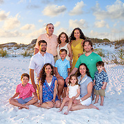 Behrens-Peschiera Family Beach Photos