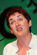 Dr Mary Bousted, General Secretary Association of Teachers and Lecturers speaking at the TUC 2005 ...© Martin Jenkinson, tel 0114 258 6808 mobile 07831 189363 email martin@pressphotos.co.uk. Copyright Designs & Patents Act 1988, moral rights asserted credit required. No part of this photo to be stored, reproduced, manipulated or transmitted to third parties by any means without prior written permission