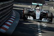 May 20-24, 2015: Monaco Grand Prix: Lewis Hamilton (GBR), Mercedes