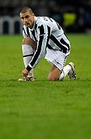 Antonio Candreva (Juventus)<br /> Torino 11/03/2010 Stadio Olimpico<br /> Juventus Fulham FC - UEFA Europa League 2009-10.<br /> Foto Giorgio Perottino / Insidefoto
