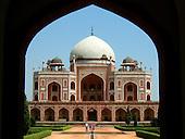 Humayun Tomb - Delhi - India