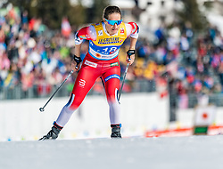 21.02.2019, Langlauf Arena, Seefeld, AUT, FIS Weltmeisterschaften Ski Nordisch, Seefeld 2019, Langlauf, Damen, Sprint, im Bild Lotta Udnes Weng (NOR) // Lotta Udnes Weng of Norway during the ladie's Sprint competition of the FIS Nordic Ski World Championships 2019. Langlauf Arena in Seefeld, Austria on 2019/02/21. EXPA Pictures © 2019, PhotoCredit: EXPA/ Stefan Adelsberger
