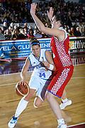 DESCRIZIONE : Venezia Additional Qualification Round Eurobasket Women 2009 Italia Croazia<br /> GIOCATORE : Jenifer Nadalin<br /> SQUADRA : Nazionale Italia Donne<br /> EVENTO : Italia Croazia<br /> GARA :<br /> DATA : 10/01/2009<br /> CATEGORIA : Palleggio<br /> SPORT : Pallacanestro<br /> AUTORE : Agenzia Ciamillo-Castoria/M.Gregolin<br /> Galleria : Fip Nazionali 2009<br /> Fotonotizia : Venezia Additional Qualification Round Eurobasket Women 2009 Italia Croazia<br /> Predefinita :