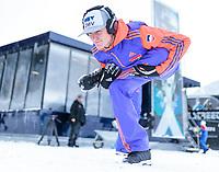 BILDET INNGÅR IKKE I FASTAVTALER. ALL NEDLASTING BLIR FAKTURERT.<br /> <br /> Hopp<br /> Foto: imago/Digitalsport<br /> NORWAY ONLY<br /> <br /> Bad Mitterndorf 16.01.2016, Kulm, Bad Mitterndorf, AUT, FIS Skiflug WM, Kulm, 3. Durchgang, im Bild Daniel Andre Tande (NOR) // Daniel Andre Tande of Norway during his 3rd Round Jump of FIS Ski Flying World Championships at the Kulm in Bad Mitterndorf, Austria on 2016/01/16.