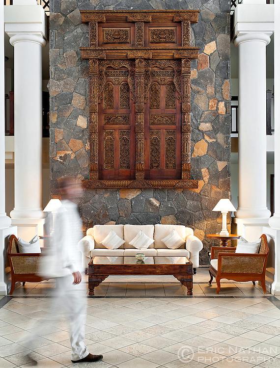 The Residence hotel in Mauritius for Sunday Times Travel magazine UK, February 2016.