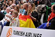 DESCRIZIONE : Eurolega Euroleague 2014/15 Gir.A Dinamo Banco di Sardegna Sassari - Real Madrid<br /> GIOCATORE : Tifosi Real Madrid<br /> CATEGORIA : Tifosi Pubblico Spettatori<br /> SQUADRA : Real Madridn<br /> EVENTO : Eurolega Euroleague 2014/2015<br /> GARA : Dinamo Banco di Sardegna Sassari - Real Madrid<br /> DATA : 12/12/2014<br /> SPORT : Pallacanestro <br /> AUTORE : Agenzia Ciamillo-Castoria / Claudio Atzori<br /> Galleria : Eurolega Euroleague 2014/2015<br /> Fotonotizia : Eurolega Euroleague 2014/15 Gir.A Dinamo Banco di Sardegna Sassari - Real Madrid<br /> Predefinita :