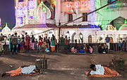 This pilgrimage shows equality to Muslims, Hindus and Christians.<br /> So I've been told.
