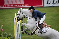 Van Den Brink Stefanie, (NED), Ace<br /> Prix Conseil Général de Loire Atlantique<br /> Longines Jumping International de La Baule 2015<br /> © Hippo Foto - Dirk Caremans<br /> 14/05/15