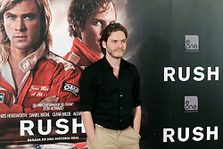 19.08.2013, Hotel Villa Magna, Madrid, ESP, Filmpremiere, Rush, im Bild Actor Daniel Bruhl // during photocall for the movie Rush at the Villa Magna Hotel, Madrid, Spain on 2013/08/19. EXPA Pictures © 2013, PhotoCredit: EXPA/ Alterphotos/ Acero<br /> <br /> ***** ATTENTION - OUT OF ESP and SUI *****