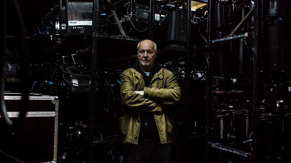 Michel Quinejure réalisateur, FIFAM 2016.