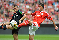 20120421: LISBON, PORTUGAL – Portuguese Liga Zon Sagres 2011/2012 - SL Benfica VS Maritimo<br />