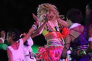 ©Jonathan Moscrop - LaPresse<br /> 11 07 2010 Johannesburg ( Sud Africa )<br /> Sport Calcio<br /> Olanda vs Spagna - Finale Mondiali di calcio Sud Africa 2010 - Soccer City<br /> Nella foto: Cantante Shakira<br /> <br /> ©Jonathan Moscrop - LaPresse<br /> 11 07 2010 Johannesburg ( South Africa )<br /> Sport Soccer<br /> Holland versus Spain - FIFA 2010 World Cup Final South Africa - Soccer City Stadium<br /> In the Photo: singer Shakira