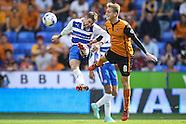 Reading v Wolverhampton Wanderers  28/09/2014