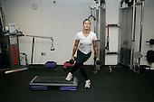 Zara Dampney - Weights Session