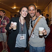 Filmmakers enjoyed brunch and participated in an awards ceremony on the closing day of the Rhode Island International Film Festival, August 12, 2012 at the Veteran's Memorial Auditorium in Providence, RI.