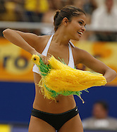 Football-FIFA Beach Soccer World Cup 2006 - Uruguay - Solomond Island. Beachsoccer World Cup 2006. Rio de Janeiro - Brazil 04/11/2006. Mandatory credit: FIFA/ Manuel Queimadelos