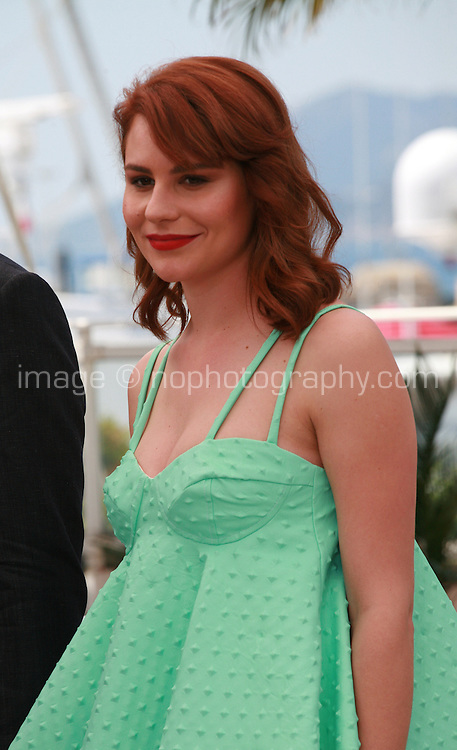 at the Zvizdan (The High Sun) film photo call at the 68th Cannes Film Festival Sunday 17th May 2015, Cannes, France.