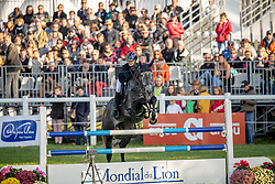 Minner Manon, BEL, Cool Dancer<br /> Mondial du Lion - Le Lion d'Angers 2018<br /> © Hippo Foto - Dirk Caremans<br /> 21/10/2018