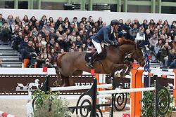 Duguet Romain, (SUI), Twentytwo Des Biches<br /> Grand Prix Hermes <br /> Saut Hermes Paris 2016<br /> © Hippo Foto - Counet Julien