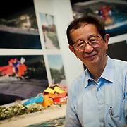 DR. YUAN-TSEH LEE / PREMIO NOBEL DE QUÍMICA  1986