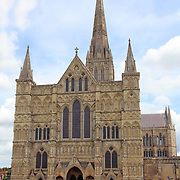 Salisbury Cathedral - Salisbury, UK