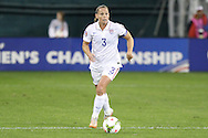 20 October 2014: Christie Rampone (USA). The United States Women's National Team played the Haiti Women's National Team at RFK Memorial Stadium in Washington, DC in a 2014 CONCACAF Women's Championship Group A game, which serves as a qualifying tournament for the 2015 FIFA Women's World Cup in Canada. The U.S. won the game 6-0.