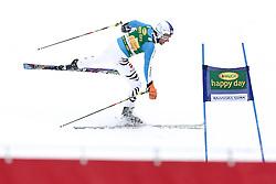 DOPFER Fritz of Germany felt during the 2nd Run of 7th Men's Giant Slalom - Pokal Vitranc 2013 of FIS Alpine Ski World Cup 2012/2013, on March 9, 2013 in Vitranc, Kranjska Gora, Slovenia.  (Photo By Matic Klansek Velej / Sportida.com)