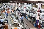 Royal Selangor Silver factory and showroom.