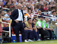 Photo: Olly Greenwood.<br />Arsenal v Manchester City. The FA Barclays Premiership. 25/08/2007. Mancherster City manager Sven Goran Eriksson