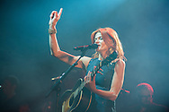 """Axelle Red en concert à Bruxelles lors de l'édition 2014 du """"Brussels Summer Festival'"""