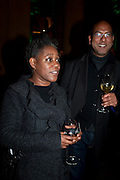 SONIA BOYCE, Migrations private view, Tate Britain. London. 30 January 2012.