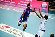 DESCRIZIONE : Handball Tournoi de Cesson Homme<br /> GIOCATORE : DIAW Ibrahima<br /> SQUADRA : Paris Handball<br /> EVENTO : Tournoi de cesson<br /> GARA : Paris Handball Selestat<br /> DATA : 06 09 2012<br /> CATEGORIA : Handball Homme<br /> SPORT : Handball<br /> AUTORE : JF Molliere <br /> Galleria : France Hand 2012-2013 Action<br /> Fotonotizia : Tournoi de Cesson Homme<br /> Predefinita :