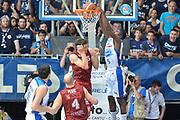 DESCRIZIONE : Milano Lega A 2014-15 Acqua Vitasnella Cantù vs Umana Reyer Venezia Quarti di finale gara 4<br /> GIOCATORE : Awudu Abass<br /> CATEGORIA : Controcampo Schiacciata<br /> SQUADRA : Acqua Vitasnella Cantù<br /> EVENTO : Campionato Lega A 2014-2015 GARA :Acqua Vitasnella Cantù vs Umana Reyer Venezia Quarti di finale gara 4<br /> DATA : 25/05/2015 <br /> SPORT : Pallacanestro <br /> AUTORE : Agenzia Ciamillo-Castoria/IvanMancini<br /> Galleria : Lega Basket A 2014-2015 Fotonotizia : Cantu' Lega A 2014-15 Acqua Vitasnella Cantù vs Umana Reyer Venezia Quarti di finale gara 4
