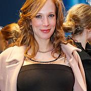 NLD/Amsterdam/20130408 - Filmpremiere Daglicht, zwangere Trix Leddy