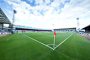 Dens Park ahead of the Betfred Scottish Cup match between Dundee and Dundee United at Dens Park, Dundee, Scotland on 9 August 2017. Photo by Craig Doyle.