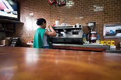 Café más antiguo de la ciudad de Panamá (Est. 1875) y ha alimentado a los visitantes famosos como el Che Guevara.©Victoria Murillo/Istmophoto.com