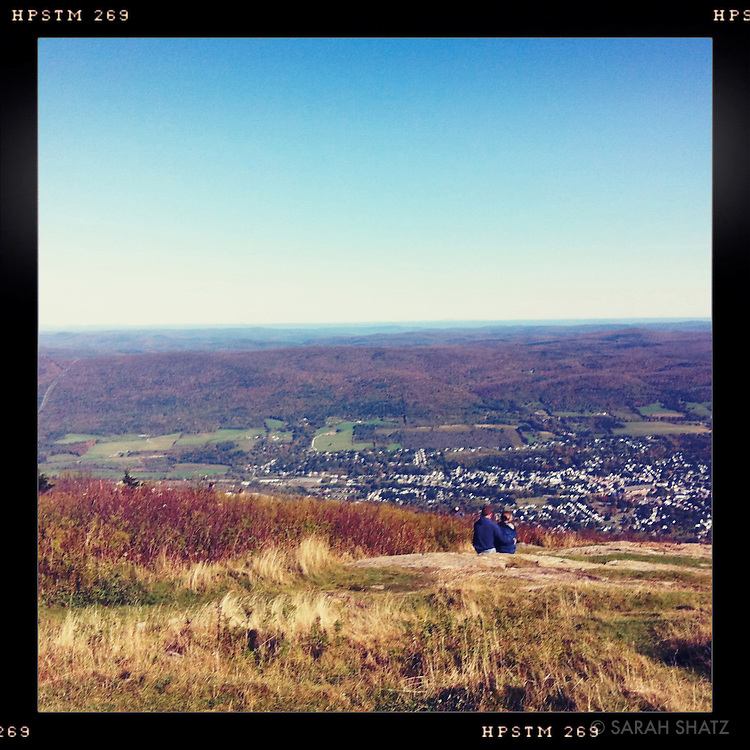 View, Mount Greylock