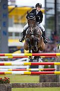 Janne Friederike Meyer - Cellagon Lambrasco<br /> World Equestrian Festival, CHIO Aachen 2013<br /> © DigiShots