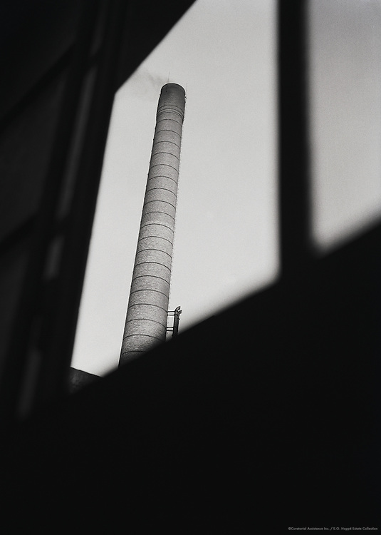 Factory Chimney, Berlin, c. 1929