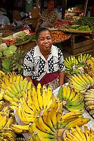 Indonesie. Île de Java. Yogyakarta. Marché de Pasar Beringhardjo. // Indonesia. Java island. Yogyakarta. Pasar Beringhardjo market.