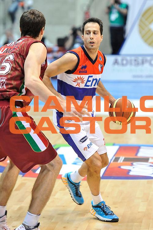 DESCRIZIONE : Final Eight Coppa Italia 2015 Desio Quarti di Finale Umana Reyer Venezia - Enel Brindisi<br /> GIOCATORE : Massimo Bulleri<br /> CATEGORIA : Palleggio<br /> SQUADRA : Enel Brindisi<br /> EVENTO : Final Eight Coppa Italia 2015 Desio<br /> GARA : Umana Reyer Venezia - Enel Brindisi<br /> DATA : 20/02/2015<br /> SPORT : Pallacanestro <br /> AUTORE : Agenzia Ciamillo-Castoria/L.Canu