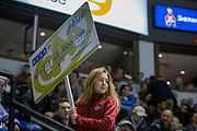 KELOWNA, CANADA - MARCH 15:  BCAA Promotion at the Kelowna Rockets game on March 15, 2017 at Prospera Place in Kelowna, British Columbia, Canada.  (Photo By Cindy Rogers/Nyasa Photography,  *** Local Caption ***
