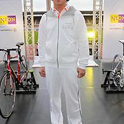 NLD/Amsterdam/20120306 - Presentatie olympisch team NUON - NOC-NSF Vattenfall, snowboarder Dimi de Jong