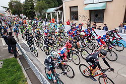 Start of UCI Class 1.2 professional race 3rd Grand Prix Izola, on February 28, 2016 in Izola / Isola, Slovenia. Photo by Vid Ponikvar / Sportida