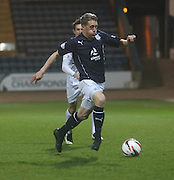 Jim McAlister - Dundee v Raith Rovers - SPFL Championship at Dens Park<br /> <br />  - &copy; David Young - www.davidyoungphoto.co.uk - email: davidyoungphoto@gmail.com