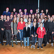 NLD/Amsterdam/20141217 - Musical Awards Nominatielunch 2015,