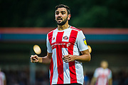 Sunderland Alim Ozturk during the EFL Sky Bet League 1 match between Rochdale and Sunderland at the Crown Oil Arena, Rochdale, England on 20 August 2019.