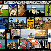 Travel Contact Sheets