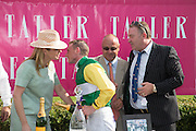 KATE REARDON; PAUL HANNEGAN; LIAM THOMPSON; JAMES GAFNEY Glorious Goodwood. Thursday.  Sussex. 3 August 2013